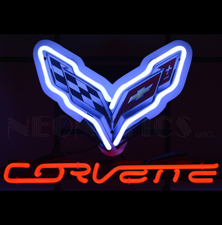 Corvette C7 Emblem Junior